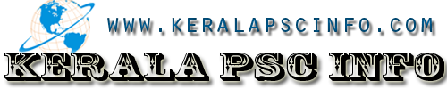 Kerala PSC Info | Download Previous Question Paper | www.Keralapsc.gov.in |
