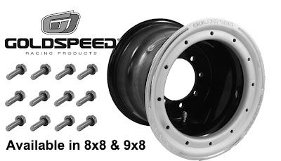 Goldspeed beadlock aluminum race wheel