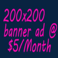 Space available for banner ad