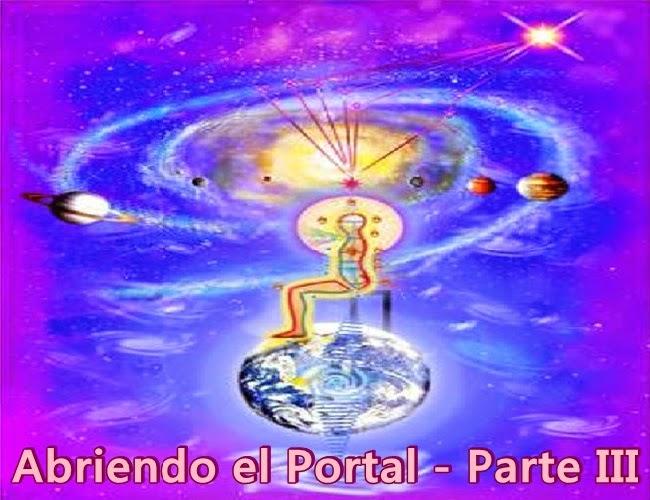 Abriendo el Portal - Parte III