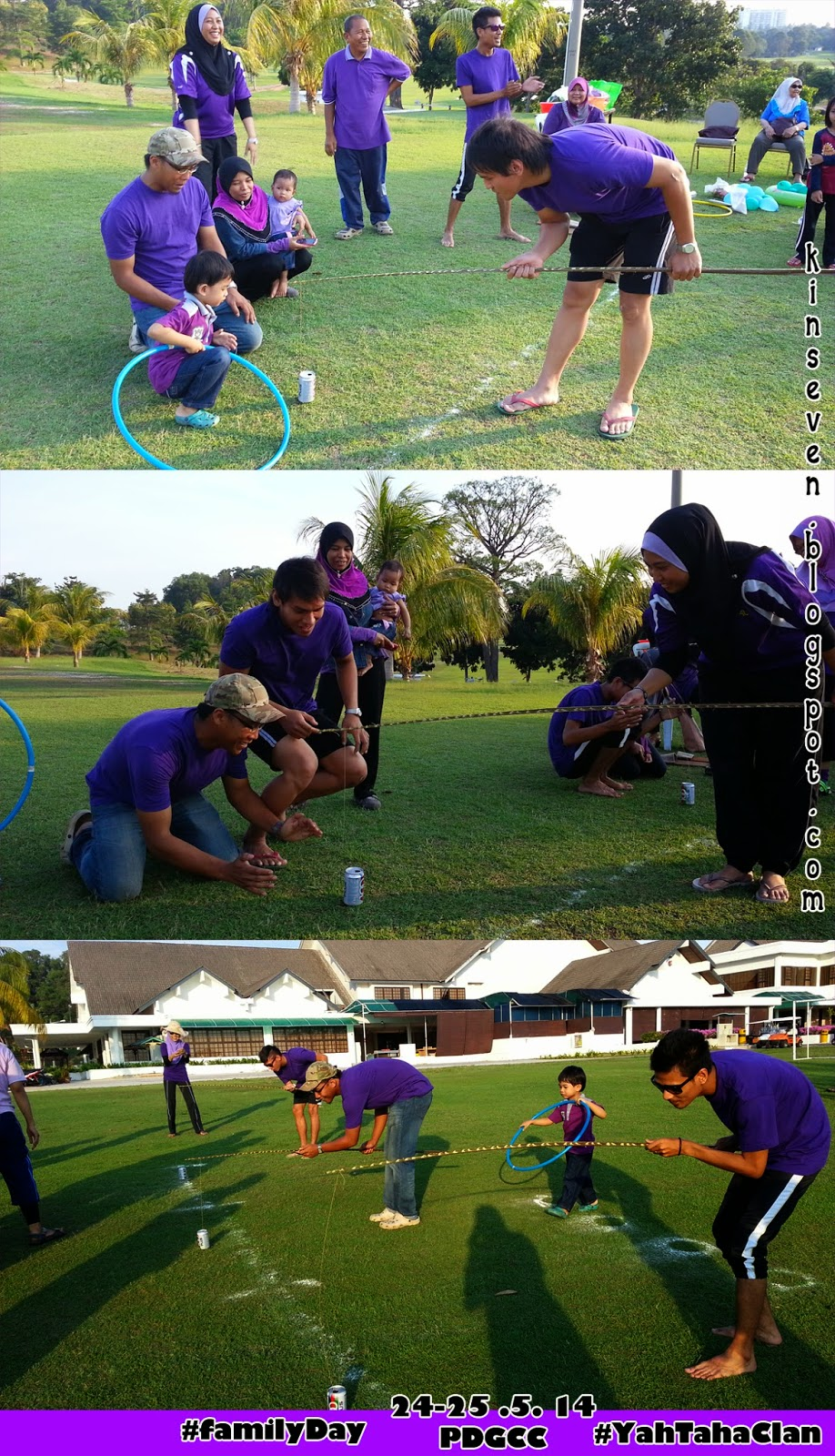PD Golf Country Club (PDGCC), Port Dickson, Family Day, YahTahaClan