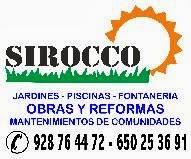 SIROCCO, empresa de servicios