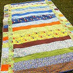 In the Night Garden Quilt