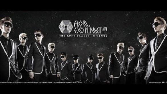 """SM Rilis Video Teaser untuk Konser """"EXO From EXO Planet"""