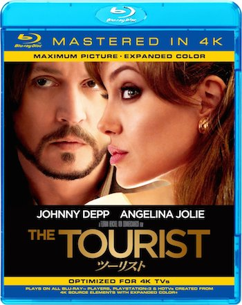 The Tourist 2010 Dual Audio Hindi Bluray Download