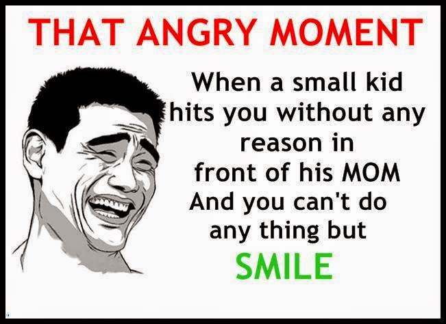 That Angry Moment