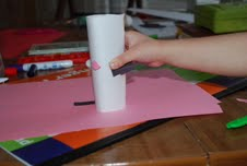 cat, craft, easy crafts for preschoolers