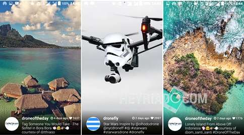 Cara Melihat Foto Instagram Full Screen