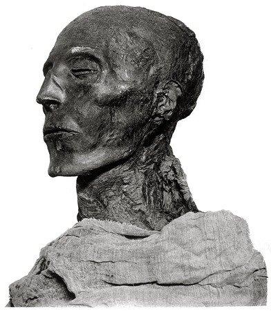 مومياء الملك سيتي الأول