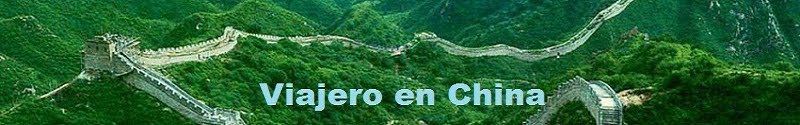Viajero en China