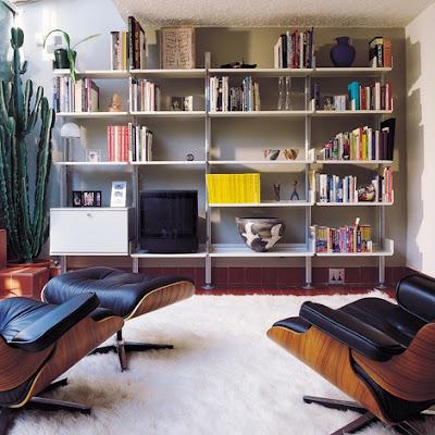 estante librero sala