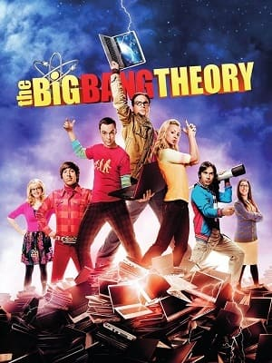 Série The Big Bang Theory - 5ª Temporada 2012 Torrent