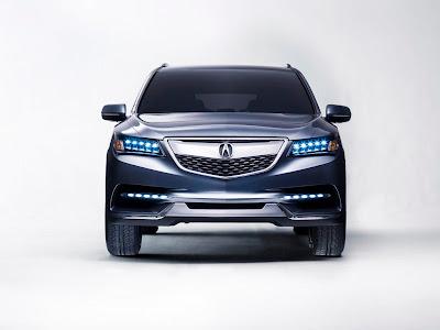 2013 Acura  on 2013 Acura Mdx Concept   Auto Cars Concept