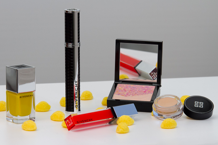 Givenchy Colorecreation Spring 2015 Makeup Collection pics