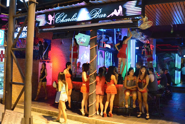 Bangla Road Patong Charlies Bar