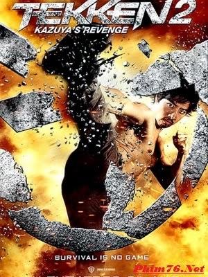 Phim Thiết Quyền 2: Katzyuas Trả Thù - Tekken: Kazuya&#39s Revenge