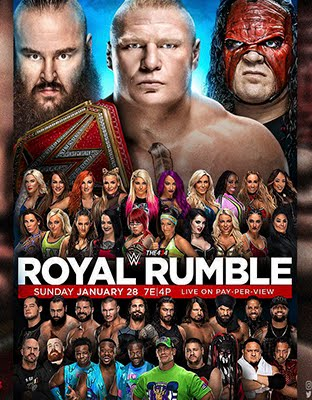 Ver Royal Rumble 2018 En Vivo Español
