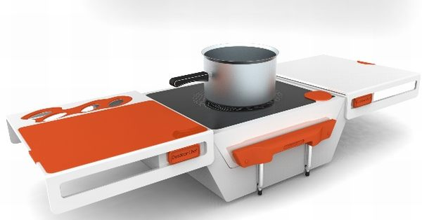 Creative Camping Stoves And Innovative Portable Cookers 15 1