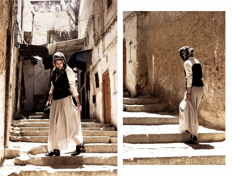 Fes, Morocco, Fashion, Hijab fashion blog, fashion blog, moroccan fashion
