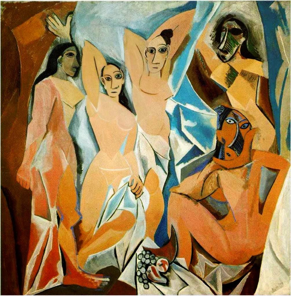 Obras Arte Obras Cubistas y de Arte
