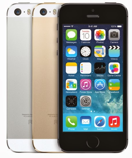 iPhone 5S and 5C Sale Record