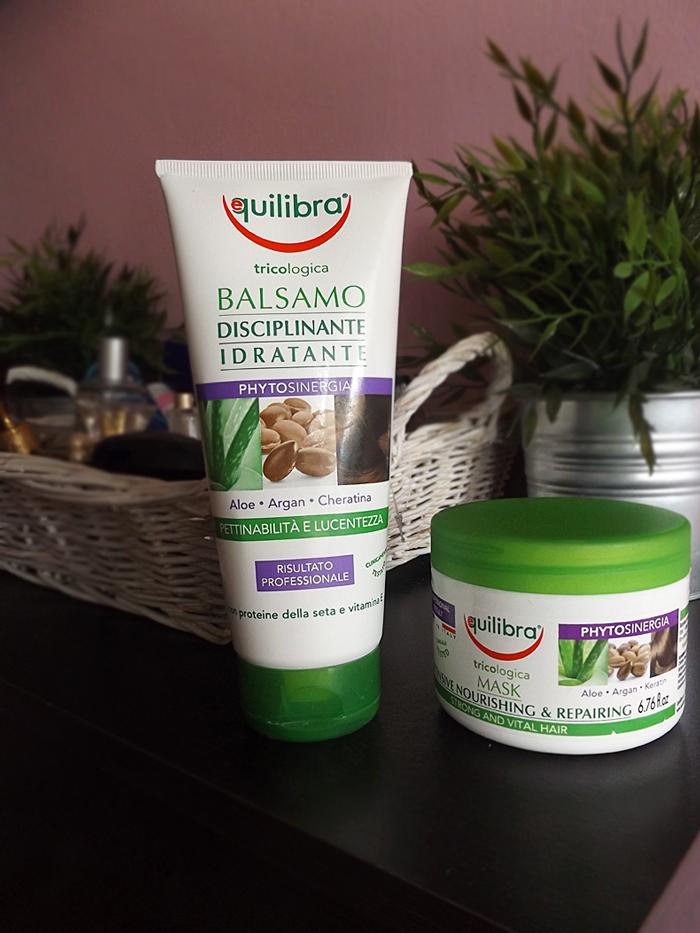 equilibra maska, equilibra odżywka, długie włosy, blog o włosach