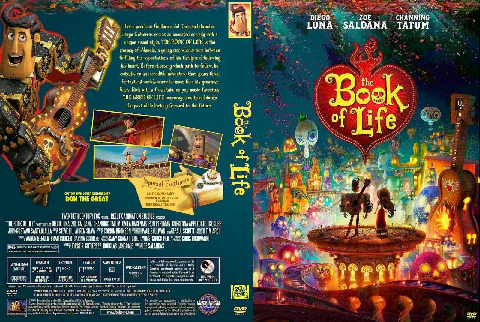 Book Cover Portadas Life ~ All cover free tudo capas grátis the book of life