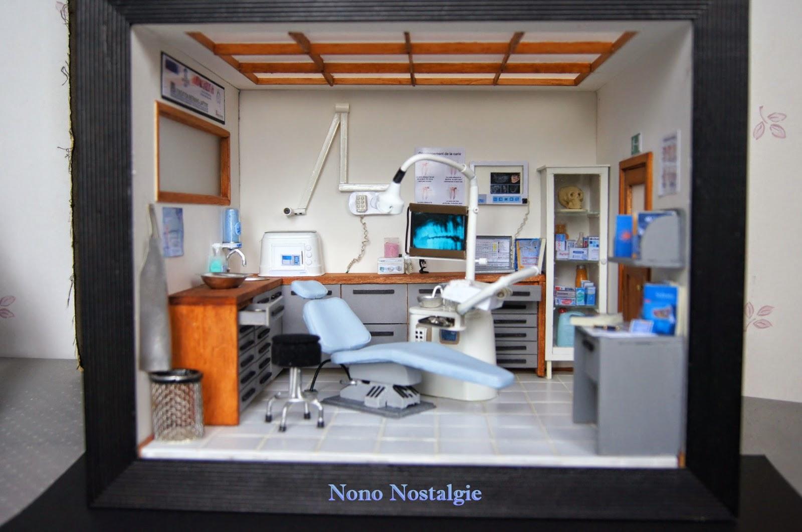nono mini nostalgie un cabinet dentaire pour nicolas. Black Bedroom Furniture Sets. Home Design Ideas