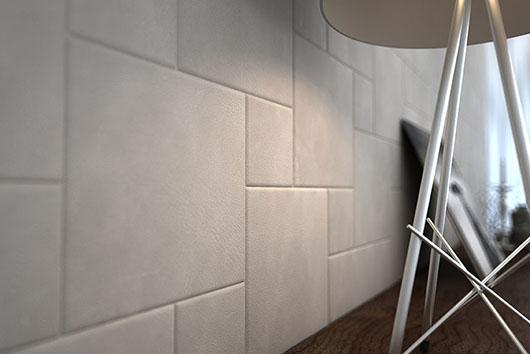 Marzua revestimientos para suelos y paredes en piel de - Revestimiento adhesivo pared ...