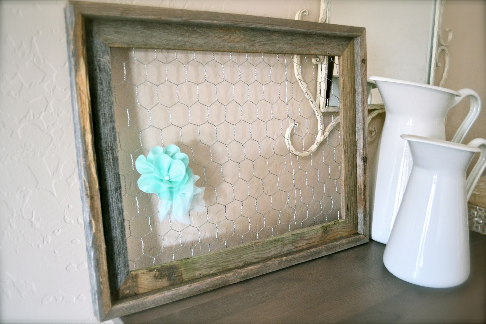 Diy Shabby : DIY: Shabby Chic Accessory Holder  Paddington Way.