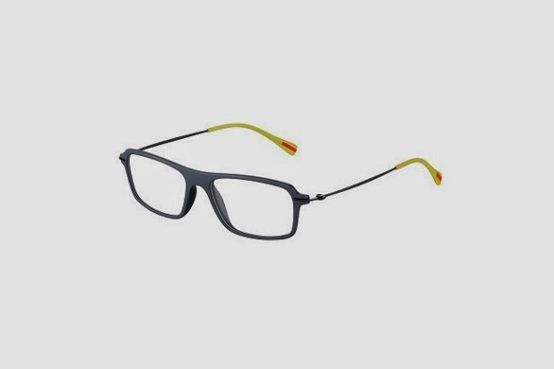 prada wallet green - mylifestylenews: PRADA Linea Rossa @ 2014 Eyewear Collection