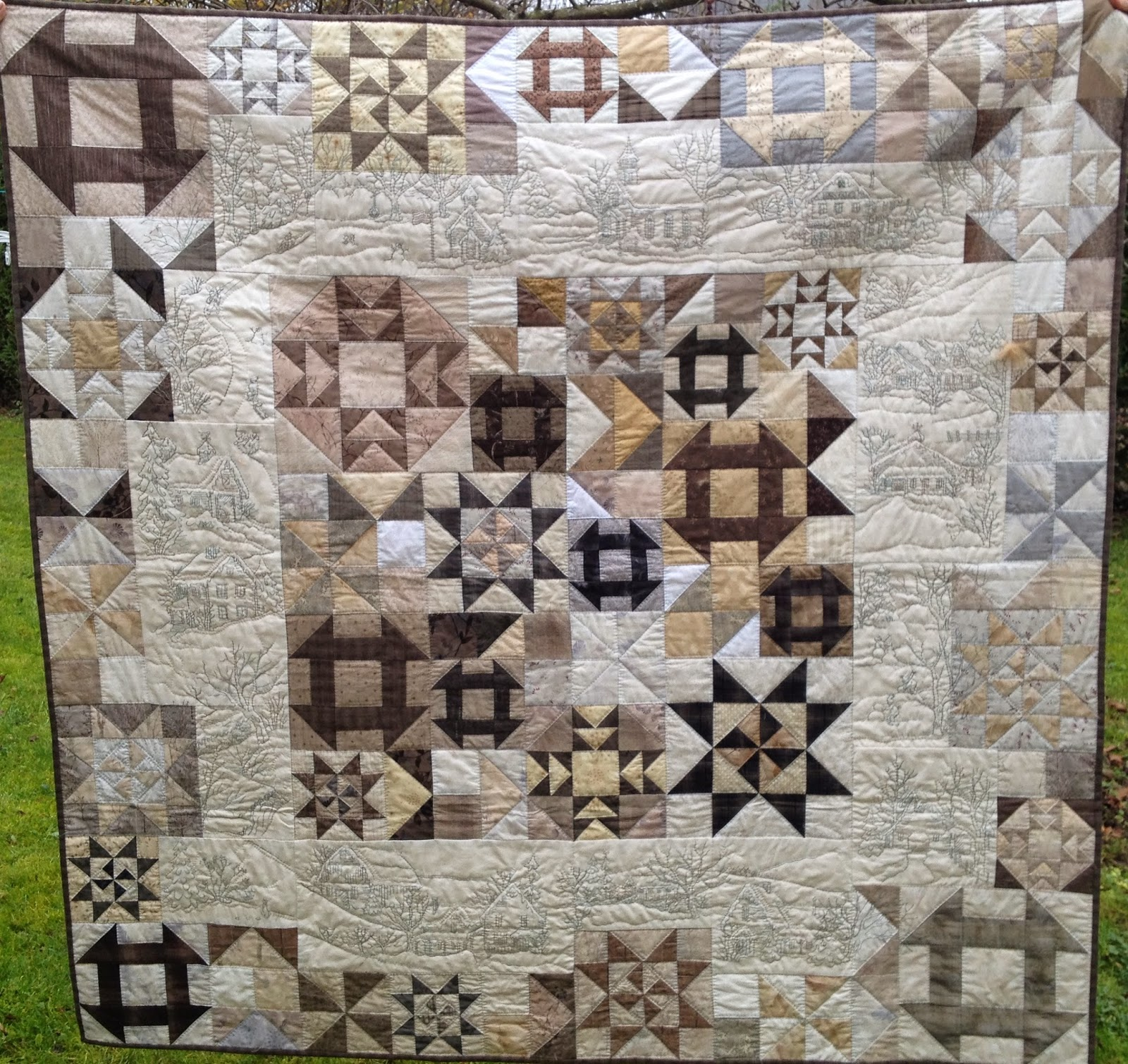 And Sew Forth: So Many Great Quilts! : great quilts - Adamdwight.com