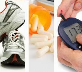 hacer ejercicio por la diabetes