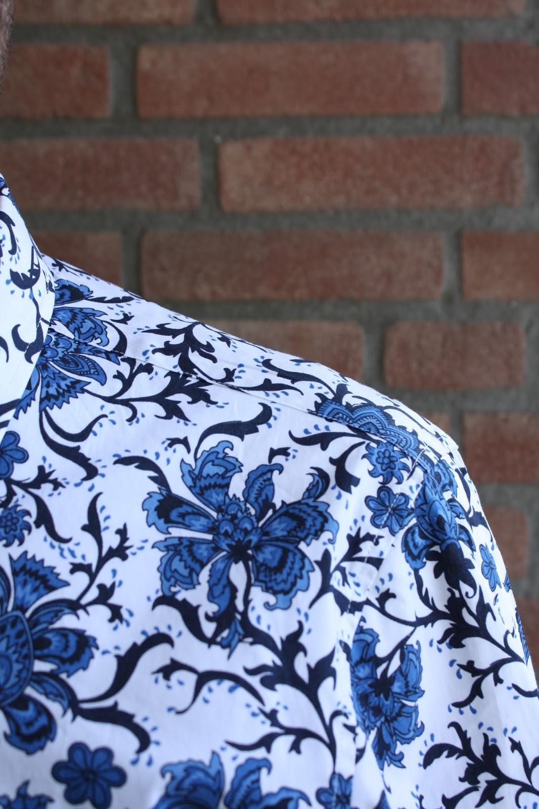 aparte heren blouse