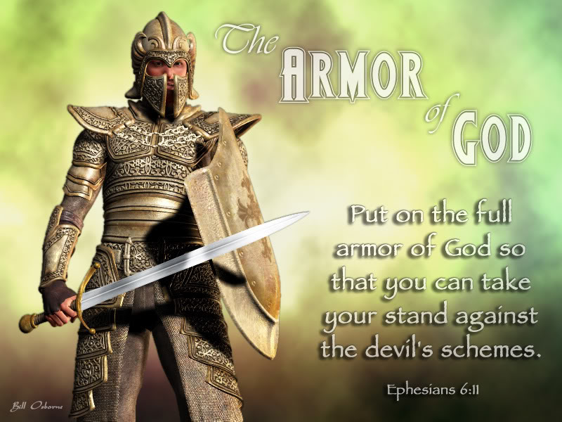 armor of god poster. armor of god image. armor of