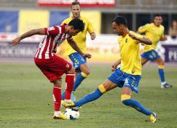 Atlético Madrid vs Las Palmas