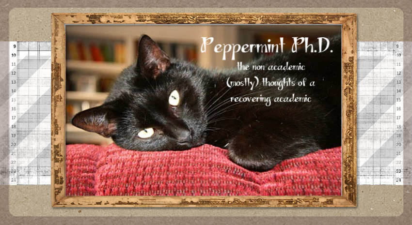 Peppermint Ph.D.