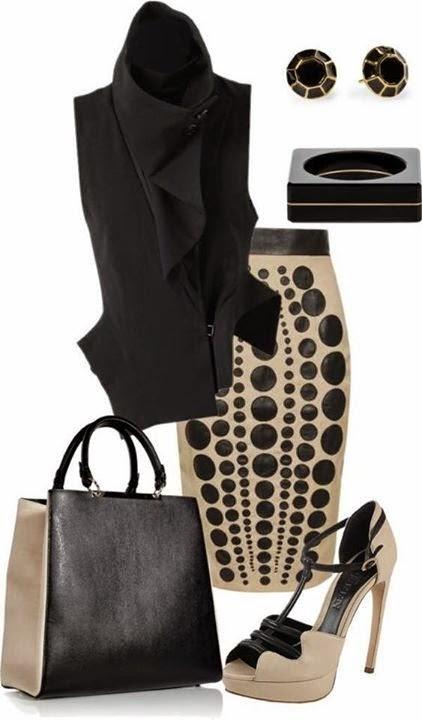 Black Ladies Outfits Ideas...