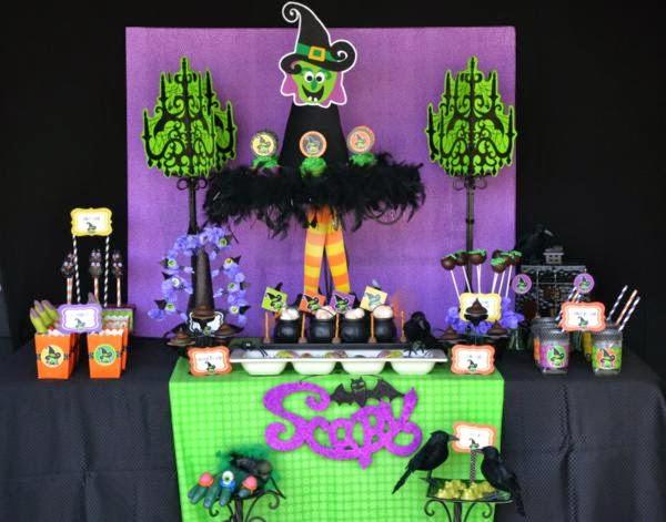 Fiestas Infantiles de Halloween, parte 2