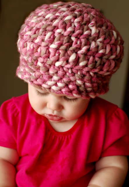 Easy Chunky Crochet Hat Pattern : Cute Crochet Chat: Crochet Eye Candy