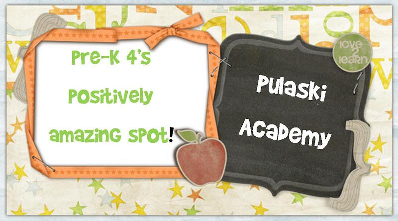 Pulaski Academy Pre K 4