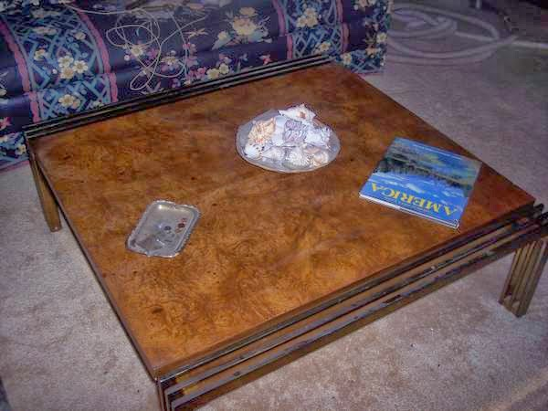 I Have The Matching Sofa Table And This Picture Doesnu0027t Do It Justice.