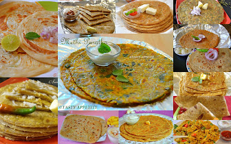 Easy Paratha Recipes