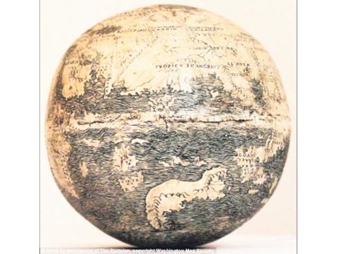 Glob Tertua Di Dunia Sebenarnya Adalah Sebiji Telur Burung Unta