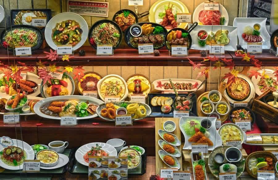 أجمل صوره الأطباق اليابانية