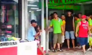Hostage Taking in Surigao