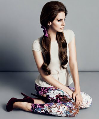 H&M otoño invierno 2012 colección Lana Del Rey