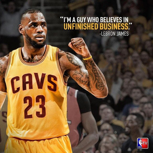 Top 10 LeBron James Quotes ~ Game James