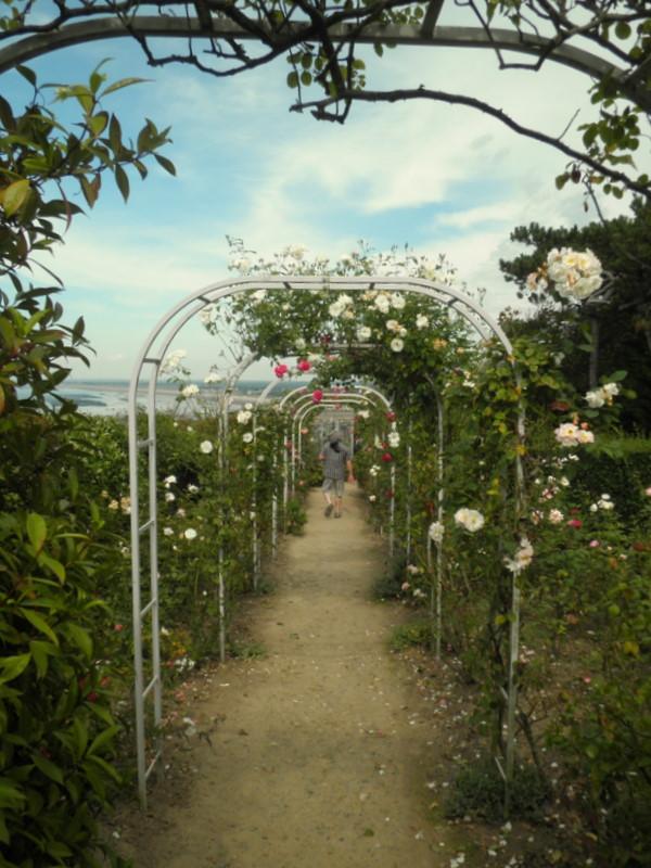 Jardins Clairière: Jardin Christian Dior, Granville, Normandy