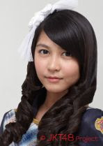 Lirik lagu JKT48 Ponytail to Shushu